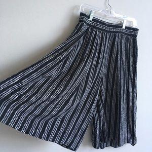 Club Monaco Phelise Silk Culottes
